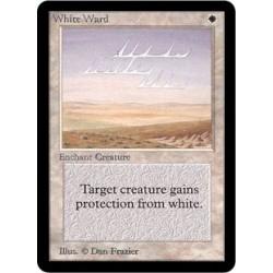 Blanche - White Ward (U) [ALPHA] Grading : EX