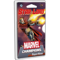 Star-Lord - Paquet Héros - Marvel Champions