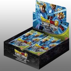 Boite de Boosters Unison Warrior 6 - Dragon Ball Super Card Game (13 aout 2021)