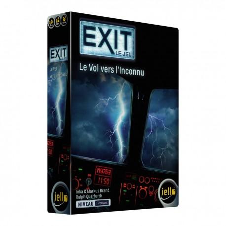 EXIT - Le Vol vers l'Inconnu (4 juin 2021)