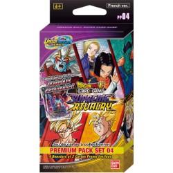 Premium Pack Set 04 Supreme Rivalry - Dragon Ball Super Card Game