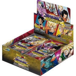 Boite de Boosters Supreme Rivalry + 5 Boosters Player's Choice Campaign OFFERT - Dragon Ball Super Card Game