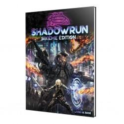 Livre de base - Shadowrun 6e édition