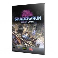 Écran du MJ+livret+fiches prétirées - Shadowrun 6e édition