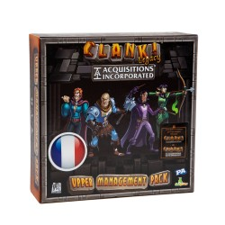 Clank ! Legacy - Extension Upper Management Pack