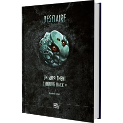 Libri Monstrorum, Bestiaire (2e édition) - Cthulhu Hack