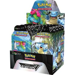 Deck Florizarre-V + Deck Tortank V - Pokémon