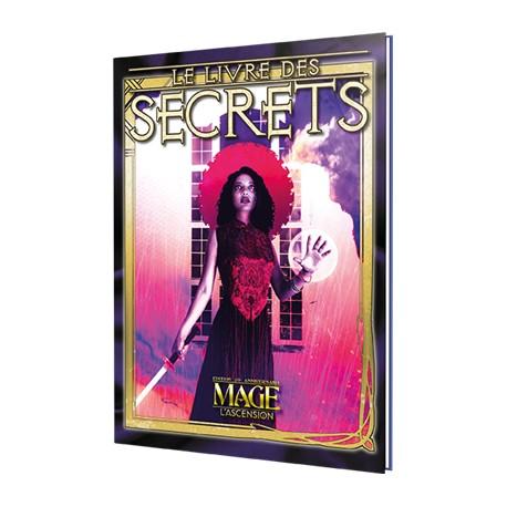 Le Tome des Secrets - Mage, l'Ascension
