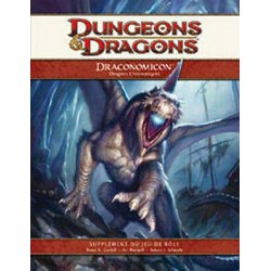 Draconomicon - Dragons Chromatiques - Dungeons & Dragons (OCCASION)