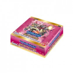 Boite de boosters Great Legend BT04 (anglais) - DIGIMON CARD GAME