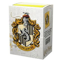 Dragon Shield Harry Potter - Format Standard MATTE par 100 : Hufflepuff