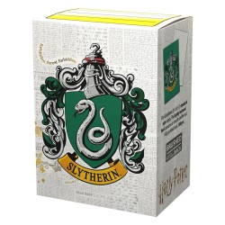 Dragon Shield Harry Potter - Format Standard MATTE par 100 : Slytherin