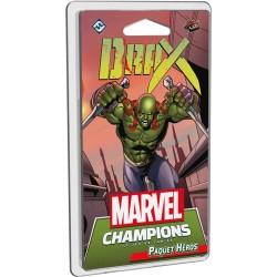 Drax - Paquet Héros - Marvel Champions