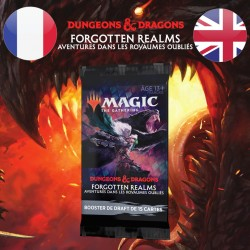 Booster DRAFT D&D Forgotten Realms - Magic The Gathering