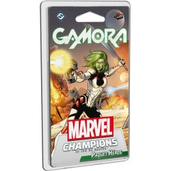Gamora - Paquet Héros - Marvel Champions