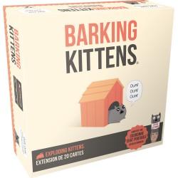 Exploding Kittens : Barking Kittens  (extension)
