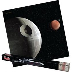 Playmat Assaut sur L'Étoile Noire - Star Wars X-Wing 2.0