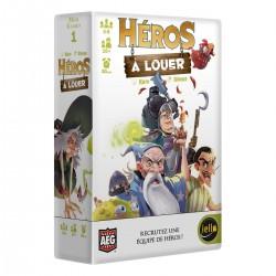 Héros à Louer - Mini Games