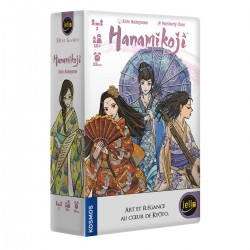 Hanamikoji - Mini Games