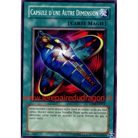 Capsule d'une Autre Dimension (C)