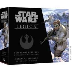 Vétérans Rebelles - Star Wars Légion (Juillet 2021)