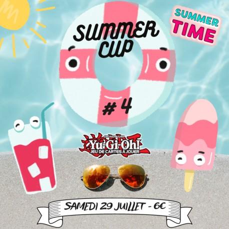 Tournoi SUMMER CUP Yu-Gi-Oh!