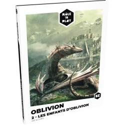 Rôle'n Play : Oblivion 2 - Les enfants d'Oblivion - Héros & Dragons