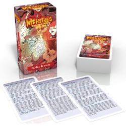 Monstres : Cartes de Voies