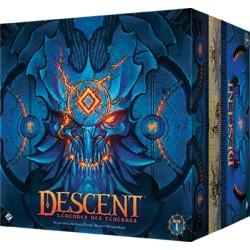 Descent : Légendes des Ténèbres - nouvelle édition (6/9/21)