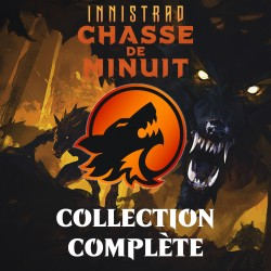 Collection Magic Innistrad Midnight Hunt - Magic The Gathering (24/09/2021)