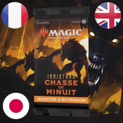 Booster SET Innistrad Chasse de Minuit - Magic The Gathering