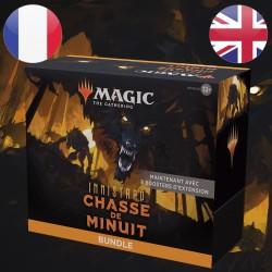 Bundle Innistrad Chasse de Minuit - Magic The Gathering (24/09/21)
