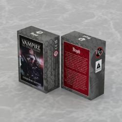 Deck Brujah + 5 cartes promotionnels OFFERTES - 5e édition - VTES (Octobre 2021)