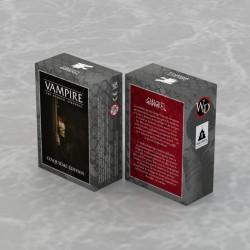 Deck Gangrel + 5 cartes promotionnels OFFERTES - 5e édition - VTES (Octobre 2021)