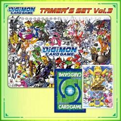 Tamer's Set 3 -DIGIMON CARD GAME (04/2022)