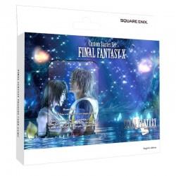 Custom Starter Set FF X - Final Fantasy Card Game (25/02/2022)