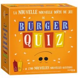 Burger Quizz : la 2eme boite