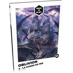 Rôle'n Play : Oblivion 3 - La Danse de fer - Héros & Dragons