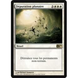 Blanche - Dépuration planaire (R)