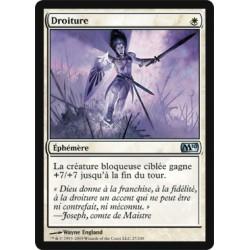 Blanche - Droiture (U)