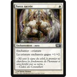 Blanche - Force sacrée (C)