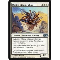 Blanche - Maître piquier rhox (U)