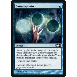 Bleue - Contemplation (C)