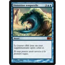 Bleue - Distorsion temporelle (M)