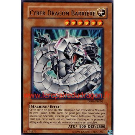 Cyber Dragon Barrière (R)