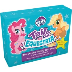 Tails of Equestria - Set de Dés Poney Terrestre