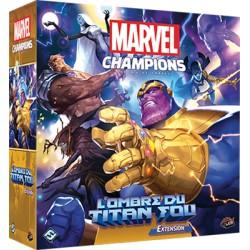 L'Ombre du Titan Fou - Extension - Marvel Champions
