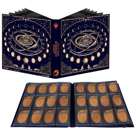 MTG : Innistrad Midnight Hunt PRO-Binder 12-Pocket - Magic The Gathering