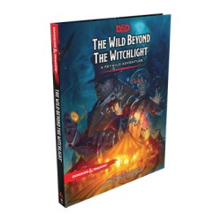 Wild Beyond The Witchlight - ANGLAIS - Dungeons & Dragons 5edt