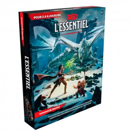 L'Essentiel - Dungeons & Dragons 5edt (octobre 2021)